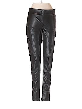 Ann Taylor Faux Leather Pants Size 0