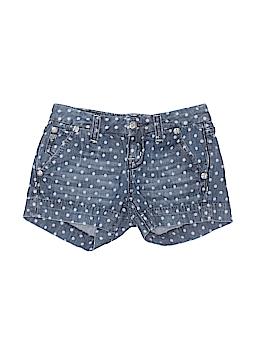 Miss Me Denim Shorts 24 Waist