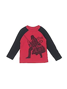 Star Wars Long Sleeve T-Shirt Size 3T