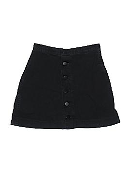 American Apparel Denim Skirt Size X-Small (Kids)