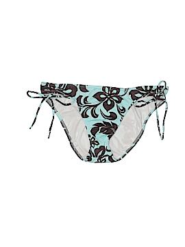 Island Soul Swimwear Swimsuit Bottoms Size M
