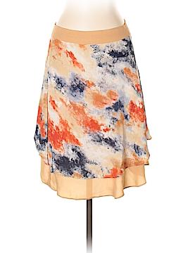 Poleci Silk Skirt Size 0