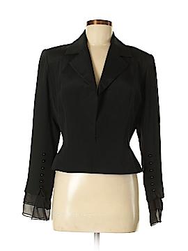 Jovani Silk Blazer Size 6