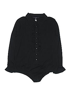 Chadwicks Long Sleeve Button-Down Shirt Size XL (Petite)