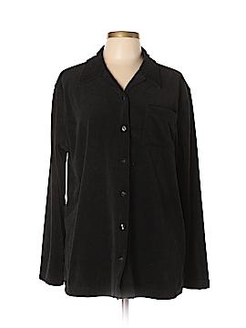 Crazy Horse by Liz Claiborne Long Sleeve Button-Down Shirt Size XL