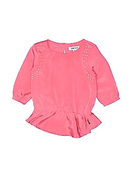 DKNY 3/4 Sleeve Blouse Size 18 mo