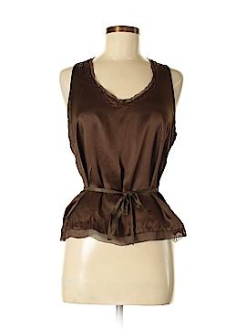 Peter Nygard Sleeveless Silk Top Size 6