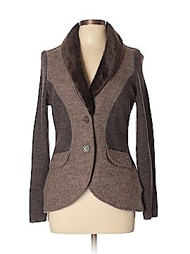 Roz & Ali Wool Cardigan Size L