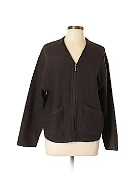 Rafaella Wool Cardigan Size L