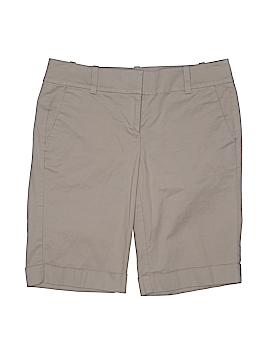 Ann Taylor Khaki Shorts Size 2
