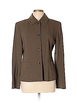 Anne Klein Wool Coat Size 12