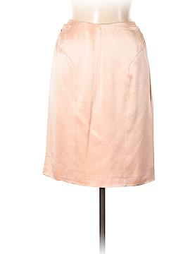 Luca Luca Silk Skirt Size 46 (IT)