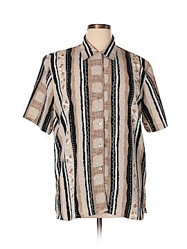 Alia Short Sleeve Blouse Size 16