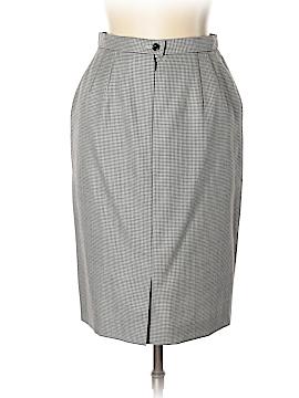 Escada by Margaretha Ley Wool Skirt Size 38 (FR)