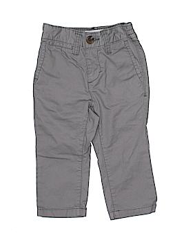 Old Navy Khakis Size 12-18 mo
