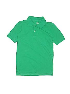 Faded Glory Short Sleeve Polo Size 6-7