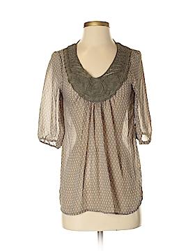 Rosebud 3/4 Sleeve Blouse Size S