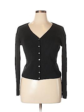 Joseph A. Silk Cardigan Size XL