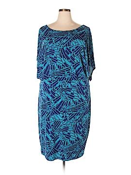 Sangria Casual Dress Size 24W (Plus)