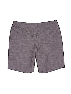 AB Studio Khaki Shorts Size 10