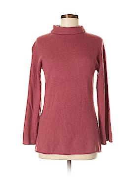 Garnet Hill Turtleneck Sweater Size S