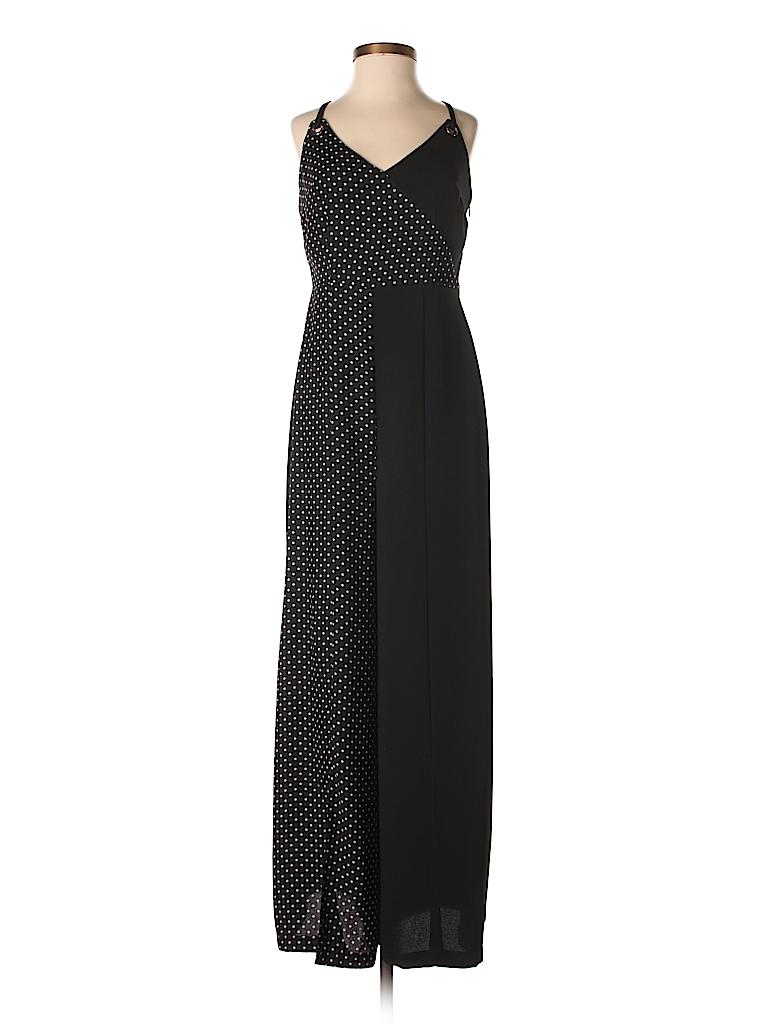 d526cca0bc4d Topshop Polka Dots Black Jumpsuit Size 6 (UK) - 60% off