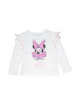 Disney Parks Long Sleeve T-Shirt Size 4T