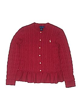 Ralph Lauren Cardigan Size 12 - 14