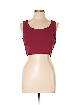 Lulu's Sleeveless Blouse Size L