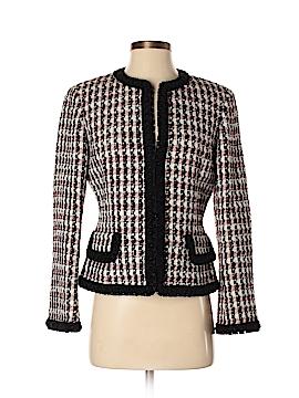Dana Buchman Wool Blazer Size 4 (Petite)