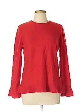 J. McLaughlin Cashmere Pullover Sweater Size L