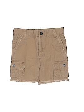 Genuine Kids from Oshkosh Khaki Shorts Size 18 mo