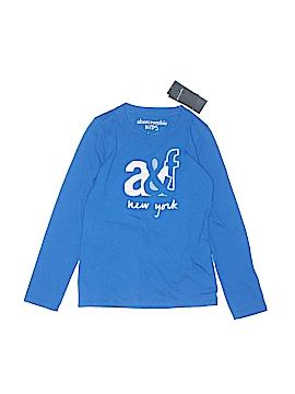 Abercrombie Long Sleeve T-Shirt Size 5/6