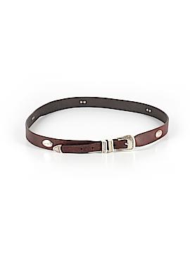 Greg Norman Leather Belt Size 42 (EU)