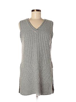 Adrienne Vittadini Sweater Vest Size M