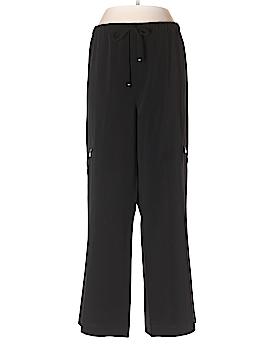 St. John Sport Cargo Pants Size XL