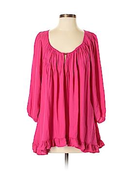 Nine West 3/4 Sleeve Blouse Size S