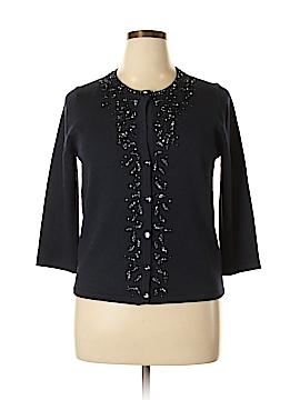 Marisa Christina Wool Cardigan Size XL
