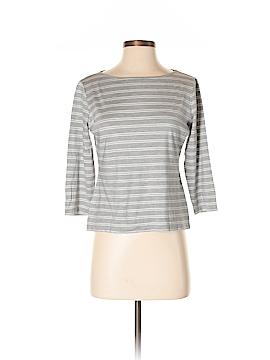 Michael Kors 3/4 Sleeve Silk Top Size 12