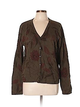 Nina Leonard Wool Cardigan Size XL