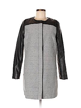 Armani Exchange Faux Leather Jacket Size M