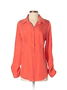 ECI Long Sleeve Blouse Size L