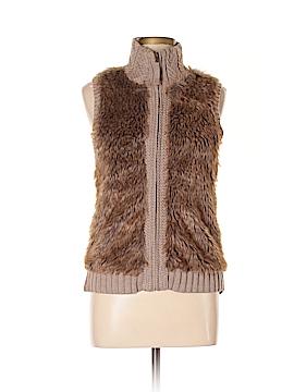 Fenn Wright Manson Faux Fur Jacket Size L