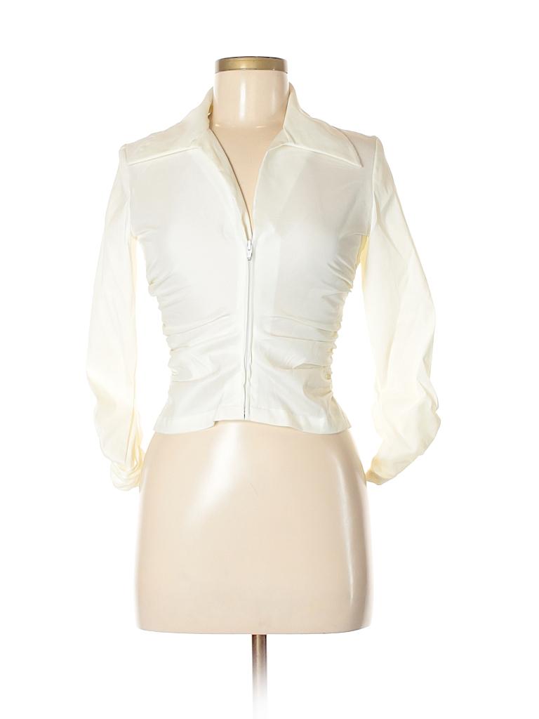 Tadashi Women Long Sleeve Blouse Size 4