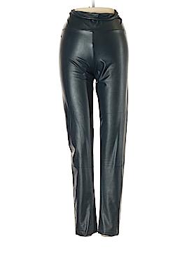 Jon & Anna Faux Leather Pants Size M