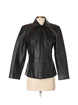 Worthington Leather Jacket Size S (Petite)