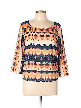 Japna 3/4 Sleeve Blouse Size L