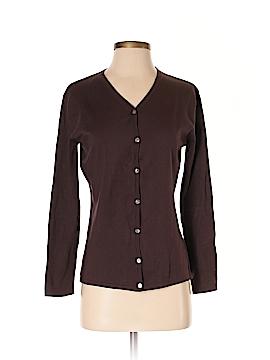 Foxcroft Silk Cardigan Size S