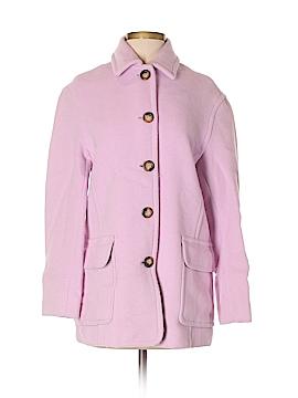 Philippe Adec Paris Wool Coat Size 2