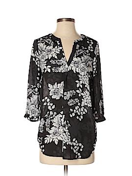 Cynthia Rowley for T.J. Maxx 3/4 Sleeve Blouse Size XS